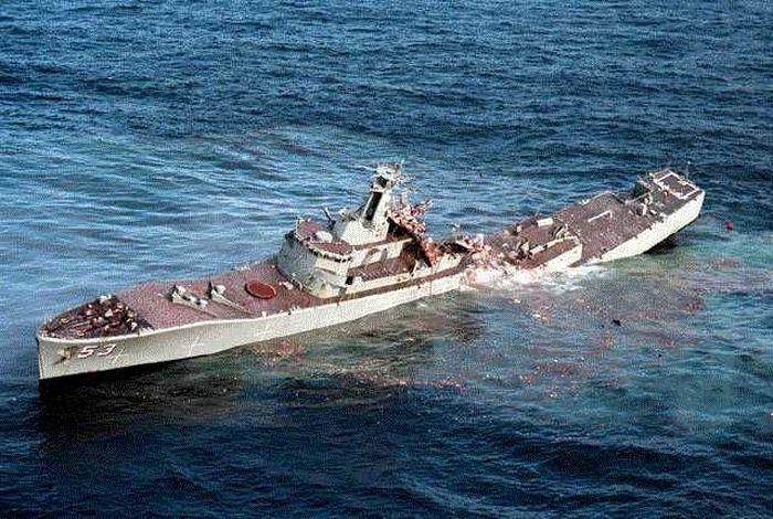 Торпедой по кораблю