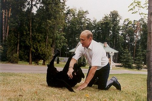 Путин формальный и неформальный