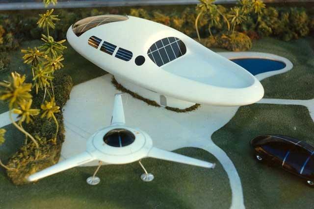 Venus - проект города будущего