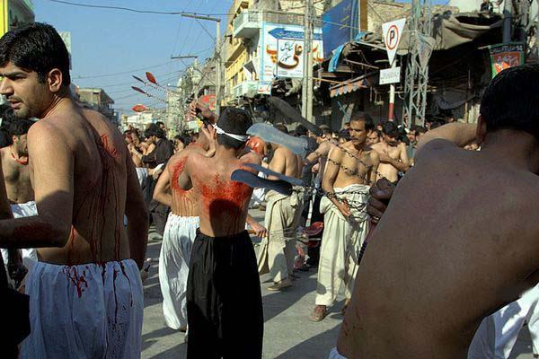 Шиитский праздник День Гадир