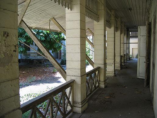 Старое Советское посольство в Бангкоке