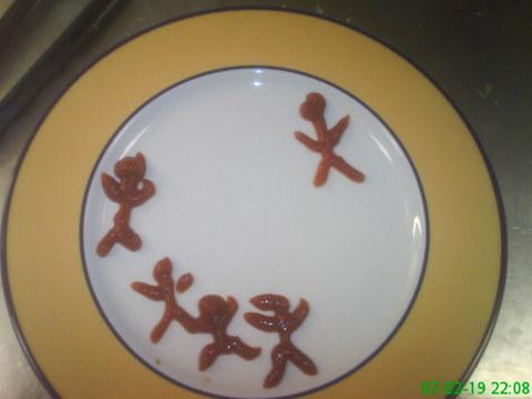 Кетчуп-арт
