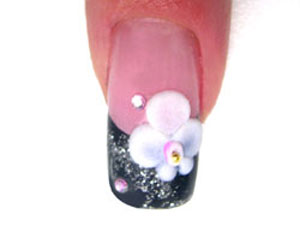 Искусство раскрашивания ногтей