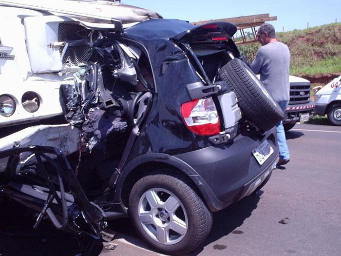 Жуткая авария в Германии