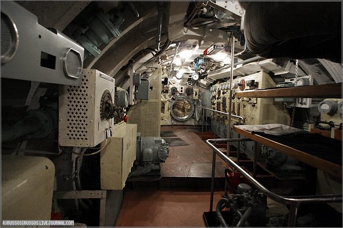 подводная лодка в питере музей народоволец