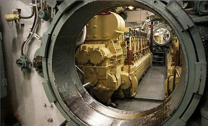 Подводная лодка Д2 'Народоволец'