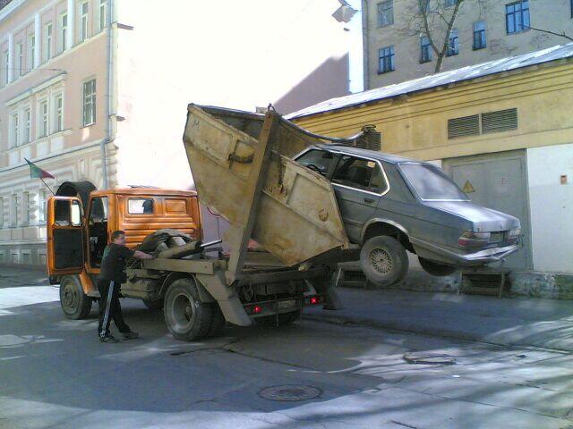 Московский эвакуатор