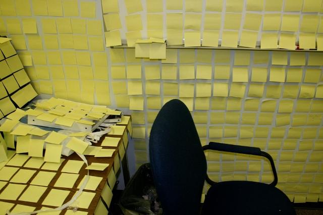 Оффисный пранк