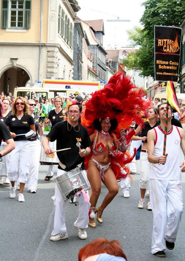 Бразильский фестиваль