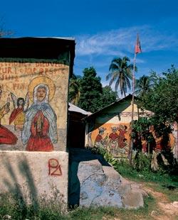 Путешествие на Гаити