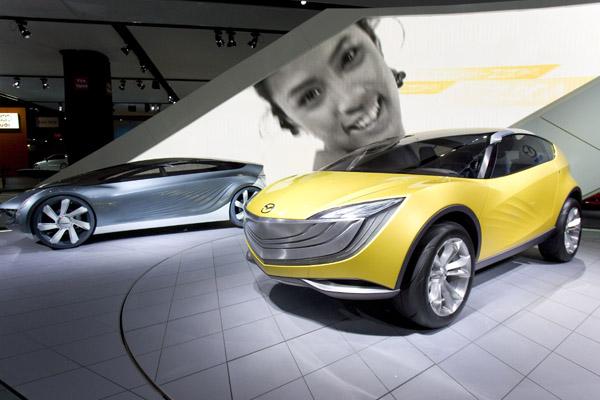 Машинки с выставки