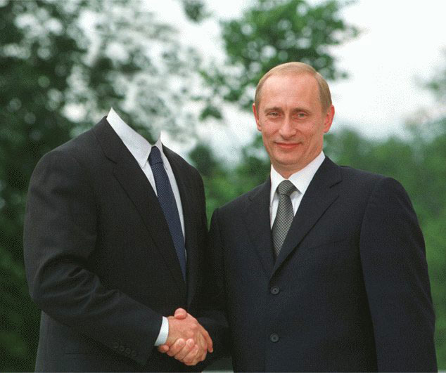 Лучший друг Путина