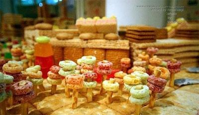 Бисквитные шедевры