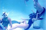 Подводный баскетбол