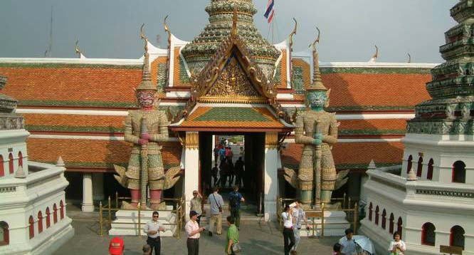 Гранд-Палас - Бангкок