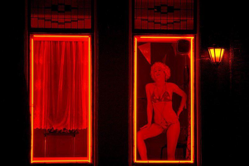 проститутитки в амстердаме цена
