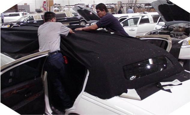 Как сделать лимузин