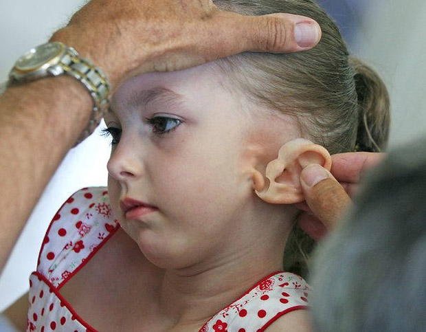 Запасное ухо