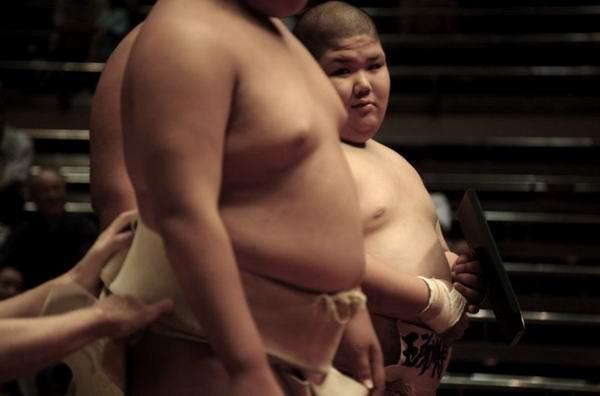 Дети-сумоисты