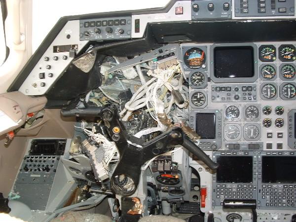 Планер супротив самолета