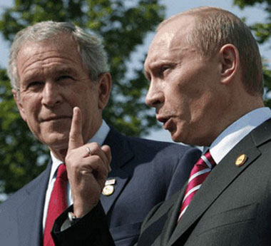 Злодей Путин