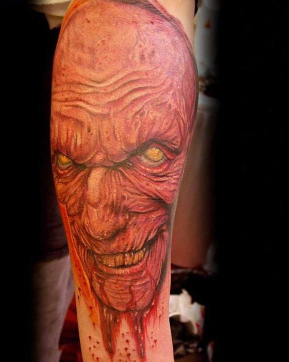 Дьявольские татуировки