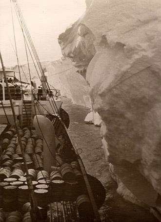 Первая советская экспедиция в Антарктику