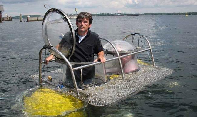 Подводная лодка своими руками погружаемая в воду для детей 86