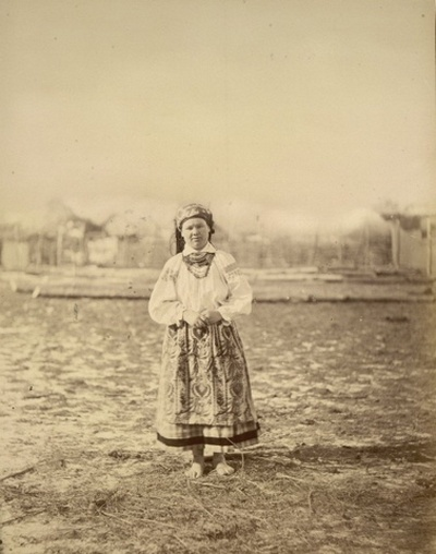 Портреты Украины, 1882 год
