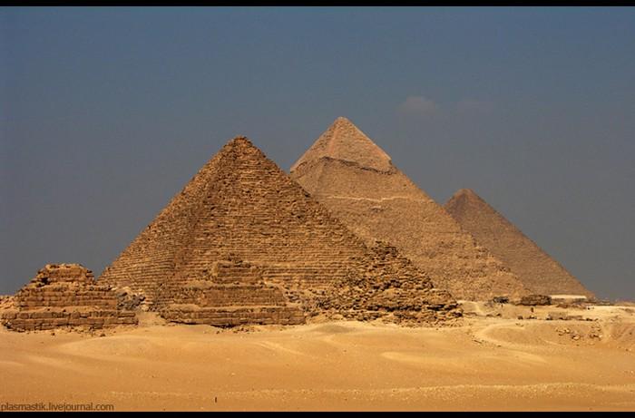 Каир и пирамиды