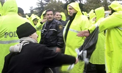 Очередная революция в Грузии