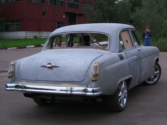 Volga-Cayenne