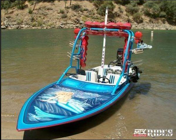музыка для лодки