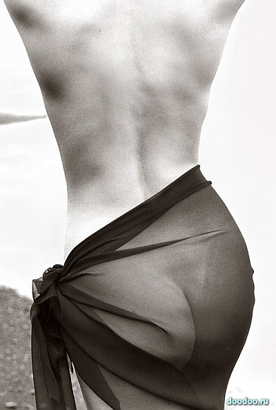 Несравненная Cindy Crawford. Черно-белая эротика