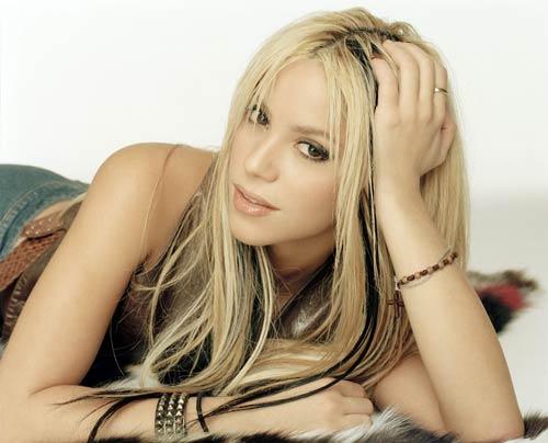 Шакира - Великолепные фото