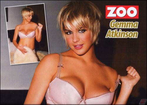Zoo : Gemma Atkinson : HQ Photo