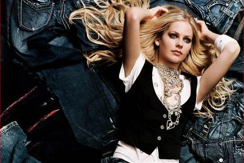 Avril Lavigne : Красивые фотографии красивой женщины
