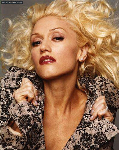 Gwen Stefani без ретуши