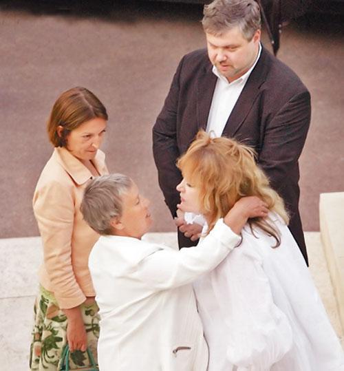 Пугачева в Каннах