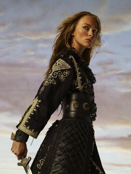 Keira Knightley : Пираты Карибского моря 3