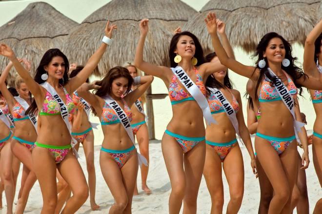 Мисс Вселенная 2007