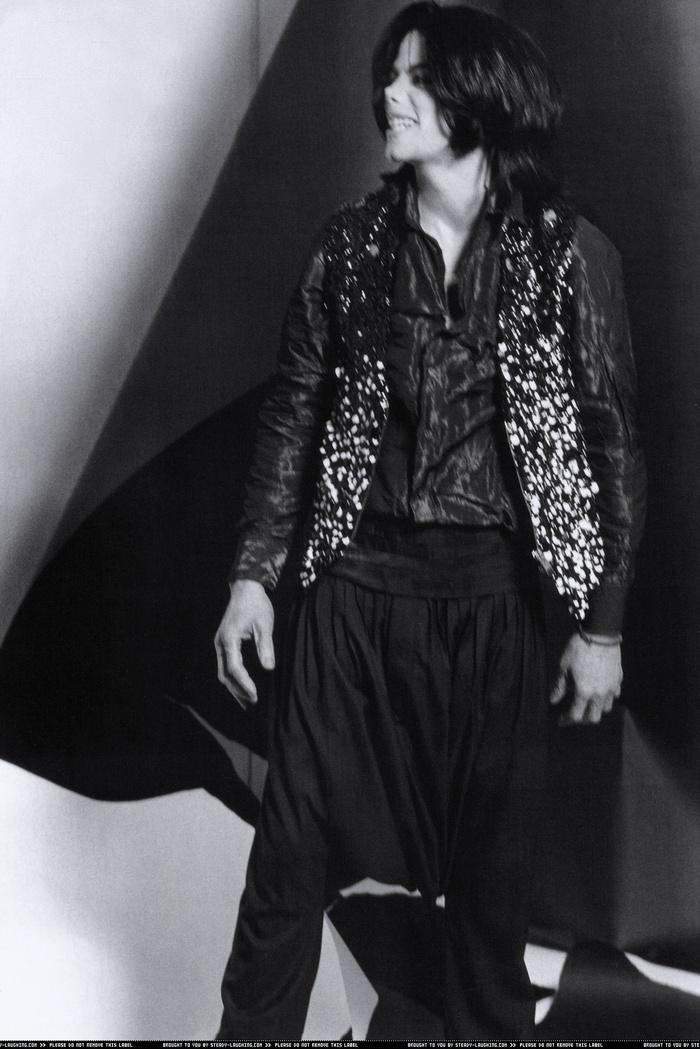 Майкл Джексон 2007