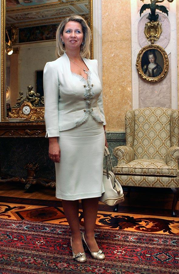 Дуделка : Светлана Медведева - будущая первая леди страны