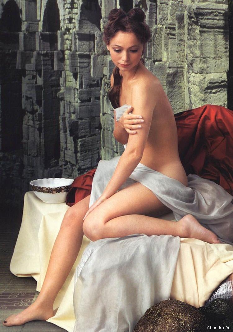 Анна самохина в порно