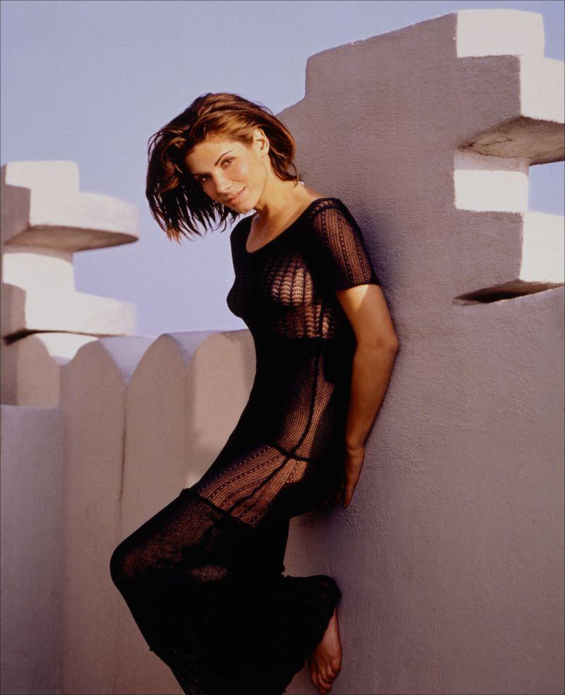 Sandra Bullock Topless