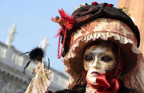 Карнавал в Венеции 2008
