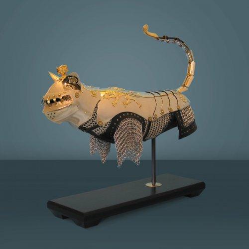 Броня для котов и мышей