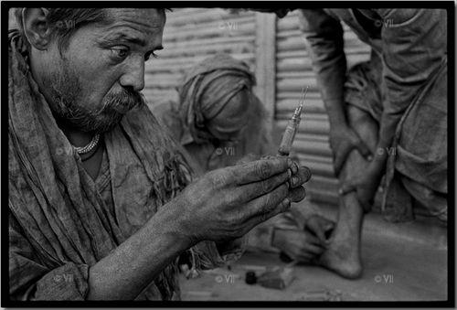 Пакистанские героинщики