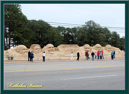 Песчаные Президенты