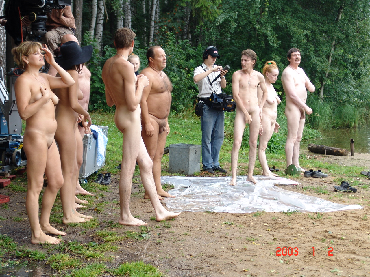 Российские актеры обнаженные